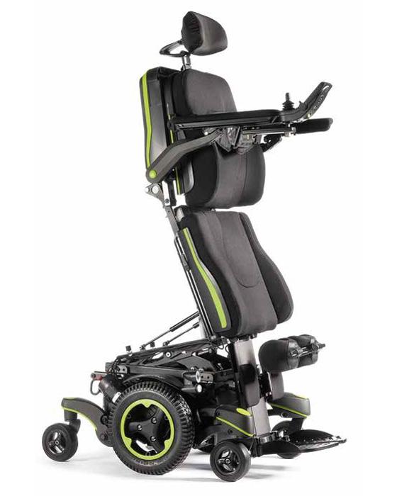 Silla de ruedas Q700