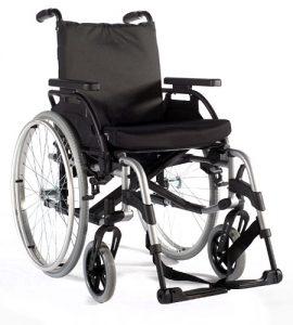 Silla de ruedas manual estandar