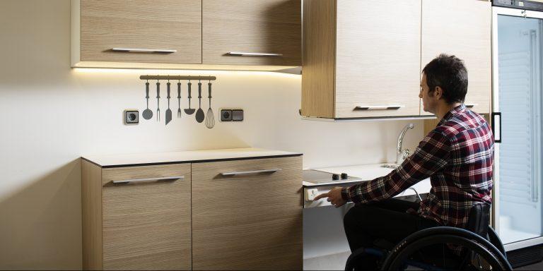 Adaptación de la vivienda - Housefitting
